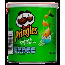 Papas Pringles Sour Cream Pequena 1.75 Onzas