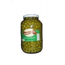 Aceitunas Verde Entera Sin Semilla 1 Galon