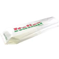 "Bolsa Para Pan Italiano 5.25"" X 2.75"" X  20"""