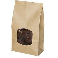 "Bolsa 2 Libra Para Café 6"" X 2.75"" X 9.5"""
