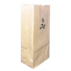 Bolsa de Empaque # 1/2 Cafe