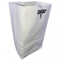 Bolsa de Empaque # 1 Blanca