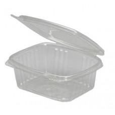 Empaque Plástico Transparente Con Tapa 12 Onzas
