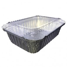 Tapa Para Pana De Aluminio Plástica 1 1/2 Libras