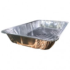 Pana De Aluminio Cuadrada Grande