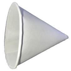 Vaso Cono Descartable 4.5 Onzas