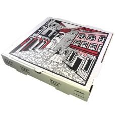 Caja Para Pizza 12 X 12 X 2  1/50