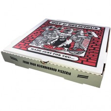 Caja Para pizza 14 X 14 X 14 X 2