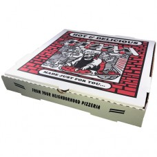 Caja para Pizza 18 X 18 X 2